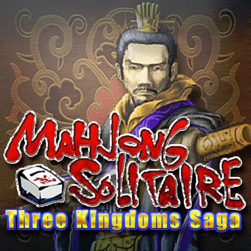 Mahjong Solitaire -Three Kingdoms Saga-