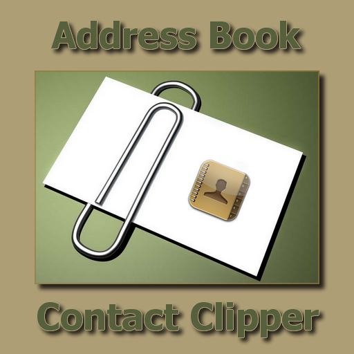 Address Book Contact Clipper