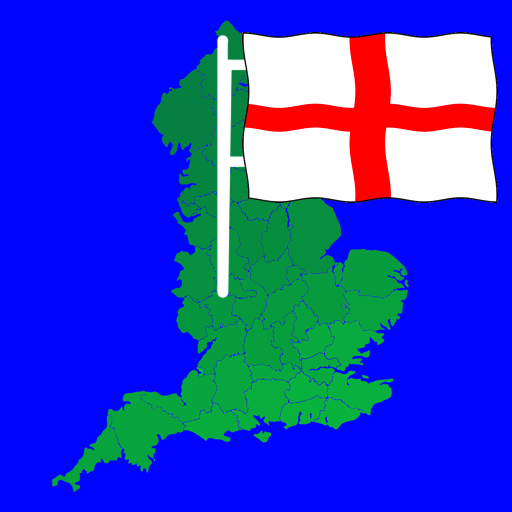 English Counties for iPad