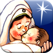 The Little Children's Bible Books iPhone version icon