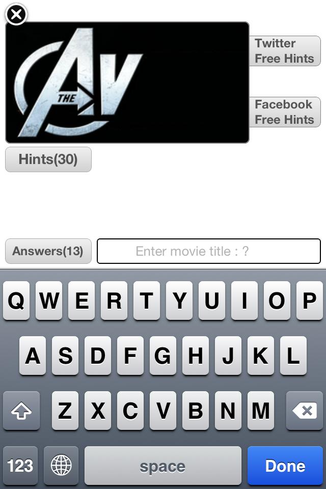 guess film title movie quiz games trivia entertainment
