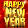 Happy New Year Wallpapers: 1001 New Year holiday season cards and gifts backgrounds