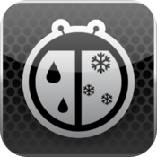 WeatherBug for iPad icon