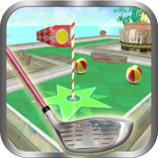 Adrenaline Golf HD Online icon