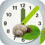 I know the time - learning to read the clock easily (iPhone edition) icon