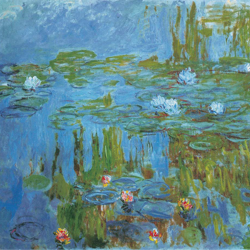Claude Monet, impressionist