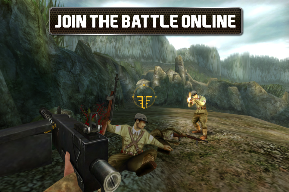 Скачать Brothers In Arms 2 Global Front Free+ v1.0.1 iPhone/iPod