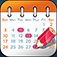 ハチカレンダー2(iPhoneカレンダー対応)