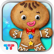 Gingerbread Dress Up - Decorate Your Christmas Cookie icon