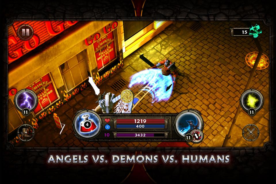 SoulCraft screenshot 1