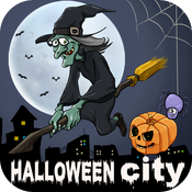 Halloween City HD icon