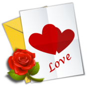 Valentine's eCard Maker icon