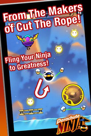 Parachute Ninja