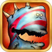 Cute Monsters - Jigsaw, coloring book and game icon