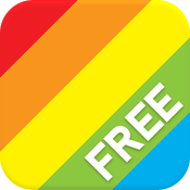 Rainbow Photography Free icon