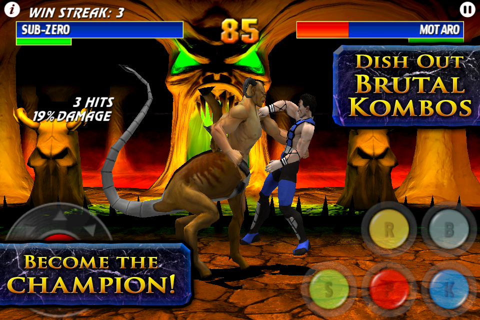 Ultimate Mortal Kombat 3:  Choose Your Destiny!