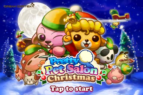 Pretty Pet Salon Christmas screenshot 1