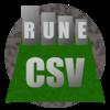 RuneCSV - CSV Editor