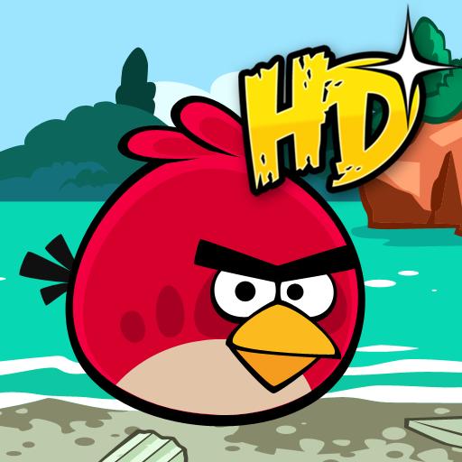 Angry birds seasons hd - фото 9