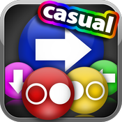 SwipeTapTap Casual - A fun, addictive, and free gesture game icon