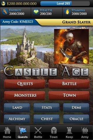 Castle Age screenshot 3