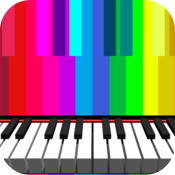 Colorful Piano HD icon