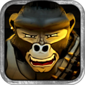 Battle Monkeys Fully Loaded icon