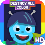 Destroy All Color! HD icon