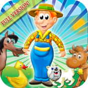 Old Macdonald Had a Farm Full Version - All In One activity center and full interactive sing along book for children : HD ! icon