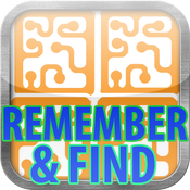 Remember and find icon