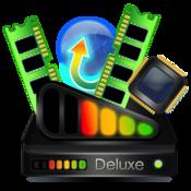 状态栏展示 Monitor Deluxe