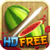 Fruit Ninja HD Free icon