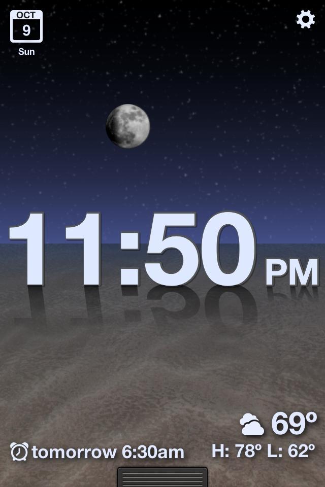 Griffin Clock