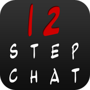 12 Step Chat icon
