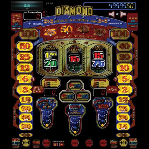 """""""Diamond"""" von Sonderspiele"""