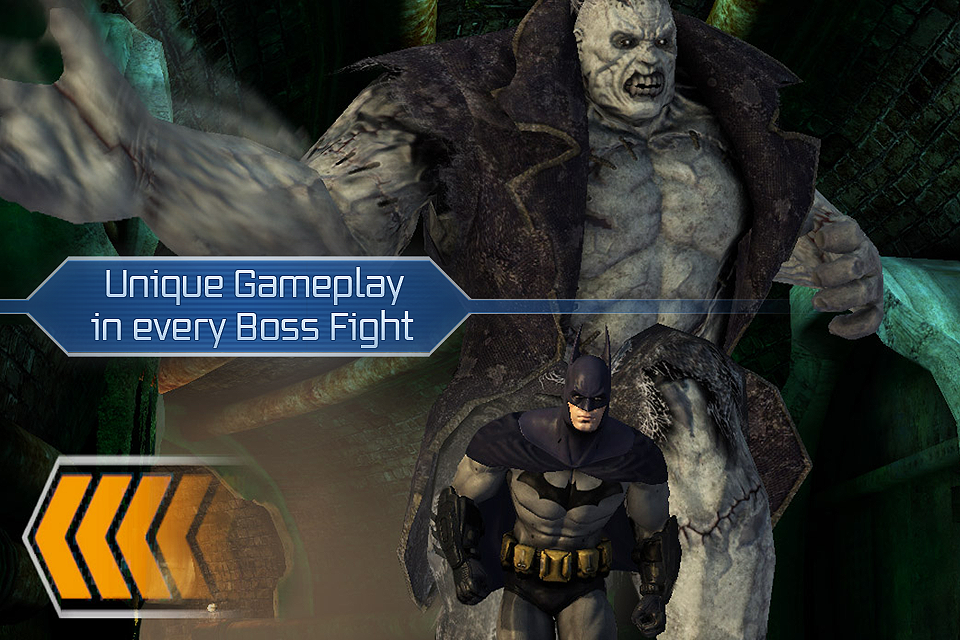 Can The Real Batman In 'Batman Arkham City Lockdown' Please Stand Up?