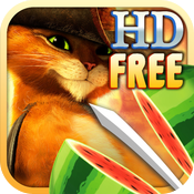 Fruit Ninja: Puss in Boots HD Free icon