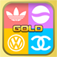 Quiz Logo Gold