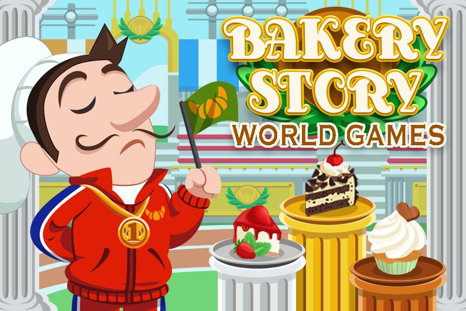 Bakery Story: World Games screenshot 5