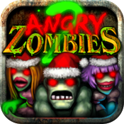 Angry Zombies 2 HD Intro icon