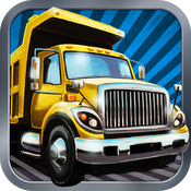 Kids Vehicles: City Trucks & Buses HD for the iPad icon
