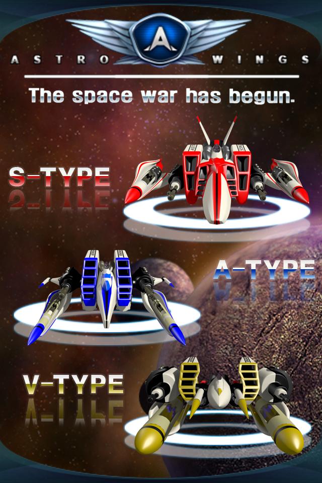 AstroWings screenshot 1