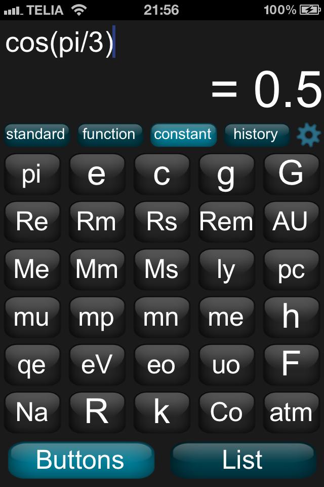 жизнь хватает: история калькулятора в айфоне хорошими