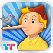 Pinocchio - An Interactive Children's Story Book icon