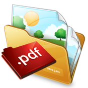 Image to PDF icon
