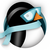 Rocket Downhill Penguin icon