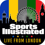 Sports Illustrated Live from London 2012 icon