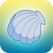 Beach and Sea, holiday flashcards for babies and children icon