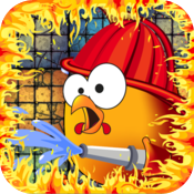 Chickens BBQ icon