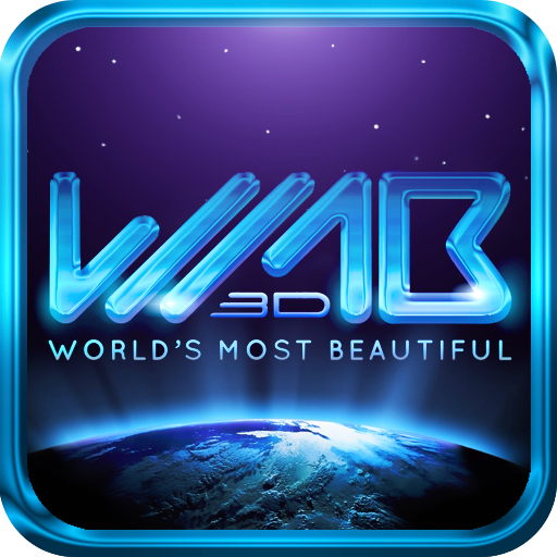 WMB 3D: World&#039;s Most Beautiful